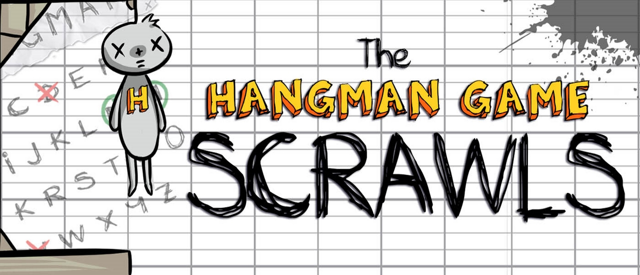 The Hangman Game Scrawl