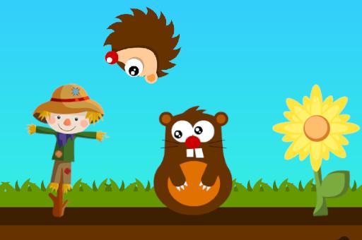 Jumpy Hedgehog