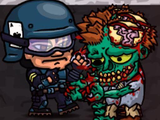 Swat vs Zombies 2