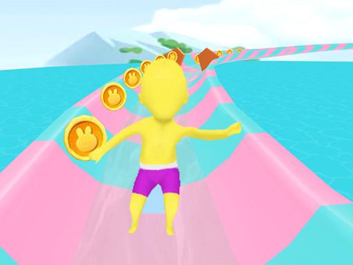 Aquapark game