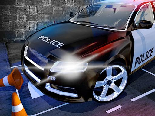 Police Car Parking Mania Car Driving Games