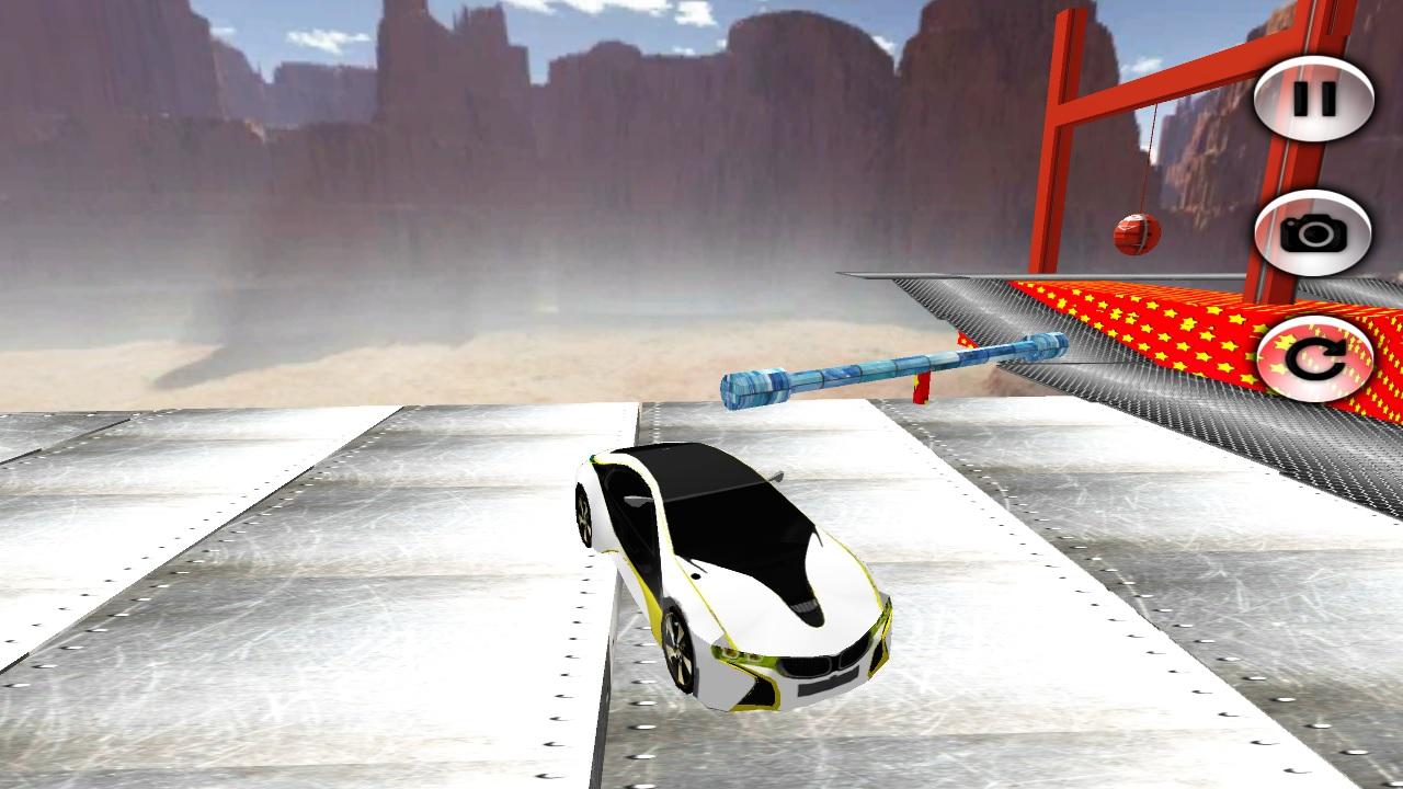Impossible Stunt Tracks