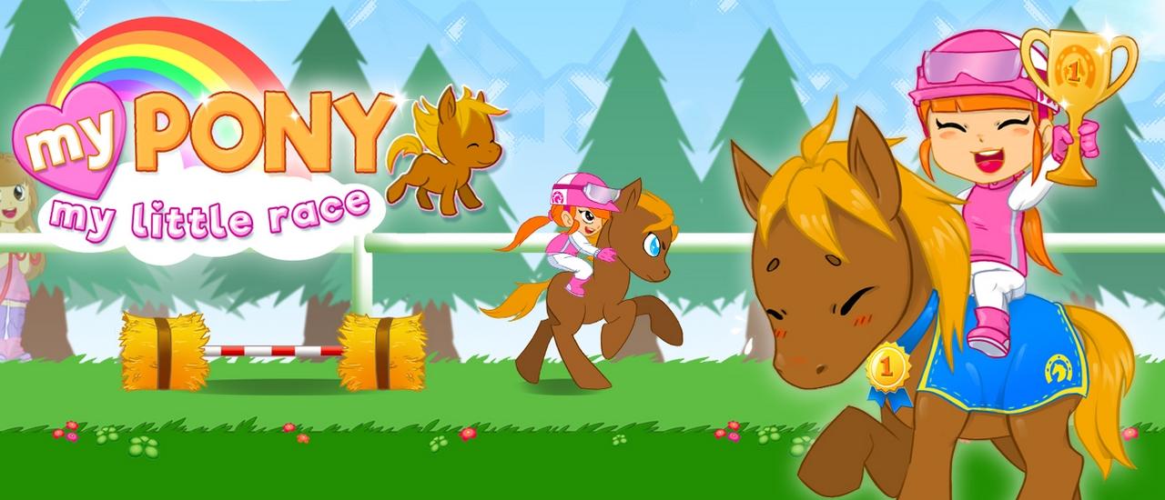 My Pony My Little Race