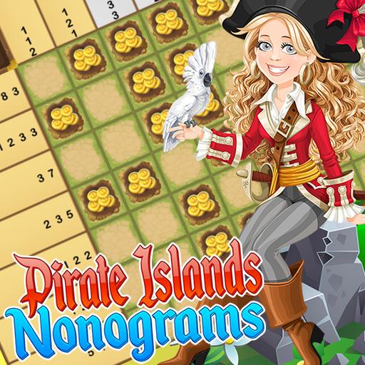Pirate Islands Nonograms