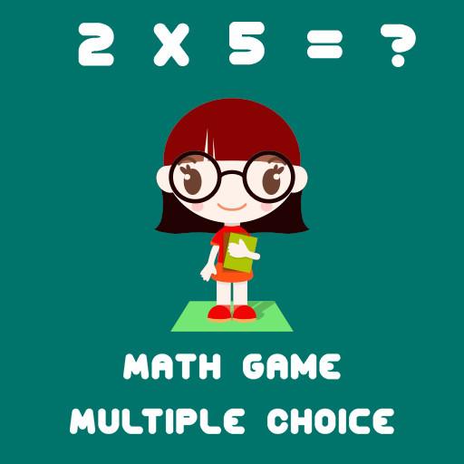 Math Game Multiple Choice