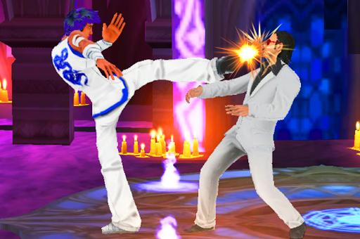 Superhero Fight
