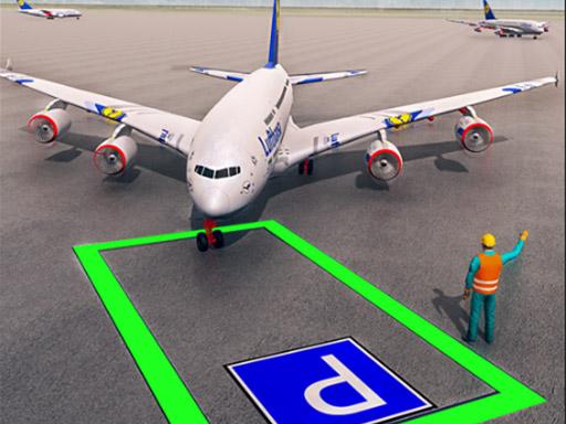 Air Plane Parking 3d