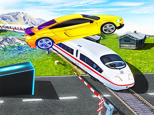 Marvelous Hot Wheels : Stunt Car Racing Game