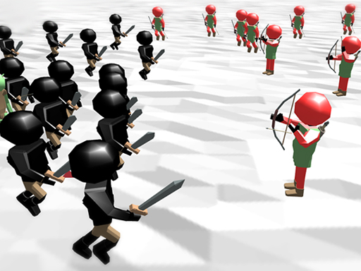 Stickman Simulator Final Battle!!