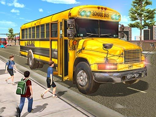 City School Bus Driving