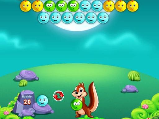 Cute Bubble Shooter