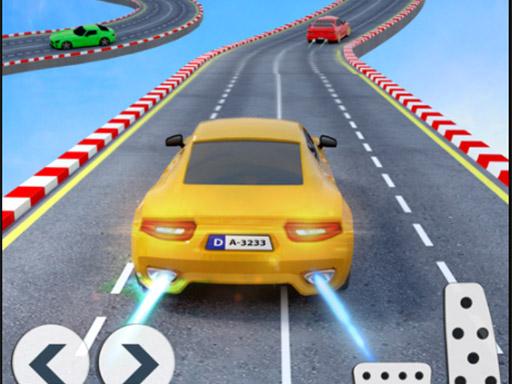 Mega Ramp Car Racing Stunts GT 2020