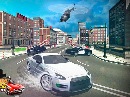 Real Gangster City Crime Vegas 3D 2018