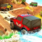 Offroad Jeep Driving Adventure: Jeep Car Games