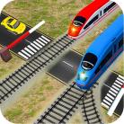 Railroad Crossing Mania Game