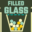 Filled Glass