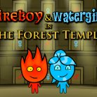 Fireboy and Watergirl  Forest Temple