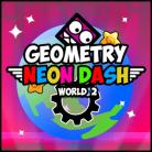 Geometry Neon Dash World Two