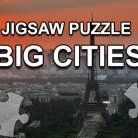 Jigsaw Puzzle Big Cities